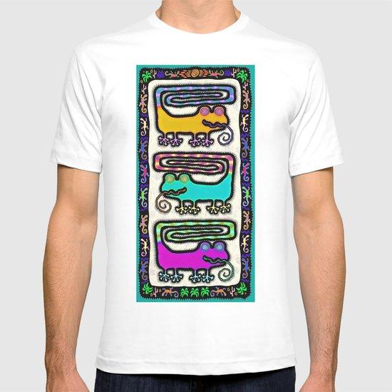 PSYCHO GECKOS T-shirt