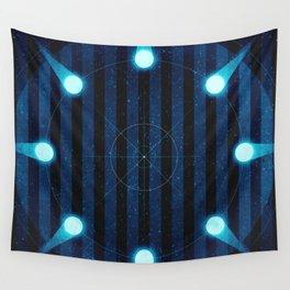 Sol System - Kuiper Belt Wall Tapestry