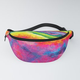 Colors within Fanny Pack