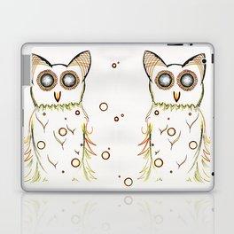 Faux Flammulated Fauna Laptop & iPad Skin