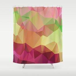 Polygon Multi Shower Curtain
