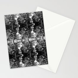 Born on the Bayou B & W Stationery Cards