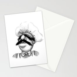 "The Cries of ""Bork Bork Bork"" Stationery Cards"