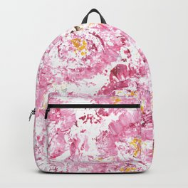 Botanical Impressions: CAMELLIA Backpack