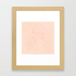 Sparkling blurry dots  no. 1 Framed Art Print