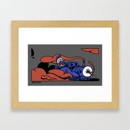 Anesthesia Framed Art Print