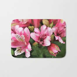 Passionate Pink Petals - Hope Bath Mat