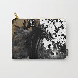 HORSE AND THUNDER Carry-All Pouch