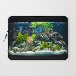 Aquarium fishes  Laptop Sleeve
