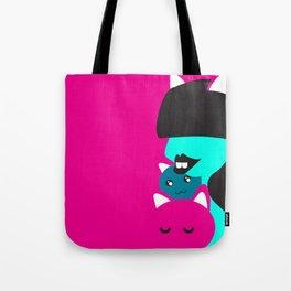 Mi amiga la hartible Tote Bag