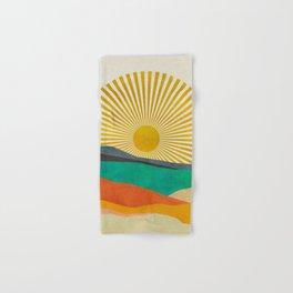 hope sun Hand & Bath Towel