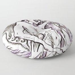 Butterfly Lust Floor Pillow