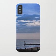 Walcott seafront Norfolk Slim Case iPhone X
