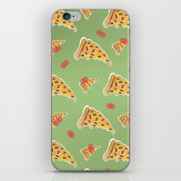 Pizza on My Mind (2) iPhone Skin