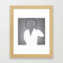 psychiatry Framed Art Print