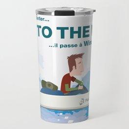 Into the Wind' Travel Mug