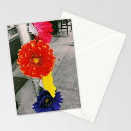 Floral Pop Stationery Cards