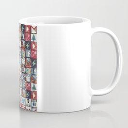 Corrupted pixel loop Coffee Mug