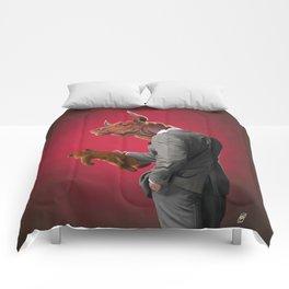Bull Comforters