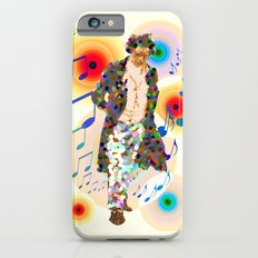 beethoven was deaf, but he could see music! Slim Case iPhone 6