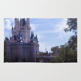 Cinderella's Castle Rug