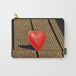 Love on the Boardwalk Carry-All Pouch