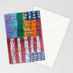 Flags for The Future 28 Stationery Cards