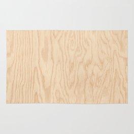 Wooden texture pattern Rug