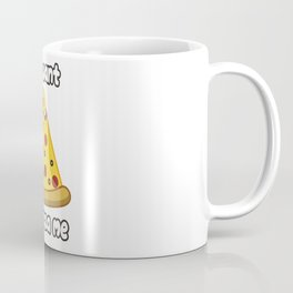 Wanna Pizza Coffee Mug