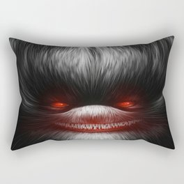 EVIL Rectangular Pillow