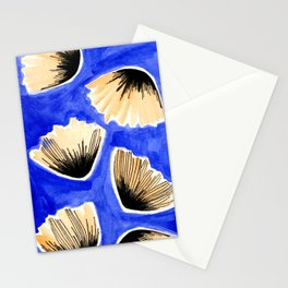 Falling Poppies Stationery Cards