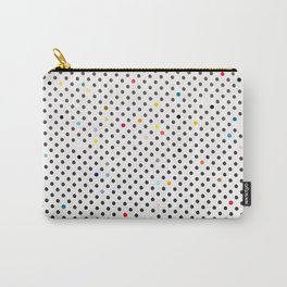 Primitive Polka Dots Carry-All Pouch