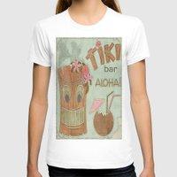 aloha T-shirts featuring Aloha by Robin Curtiss