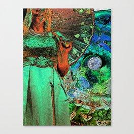 Thalia in Wonderland Canvas Print