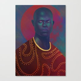 Ahad Canvas Print