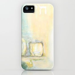 Auferstehung - Joy Of The Resurrection iPhone Case