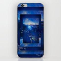 Swim the Seas iPhone & iPod Skin