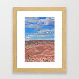 Petrified Forest National Park Framed Art Print