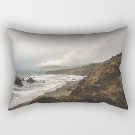 King Range, NorCal Rectangular Pillow