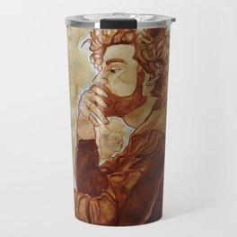 Oscar Isaac - Inside Llewyn Davis (I)  Travel Mug