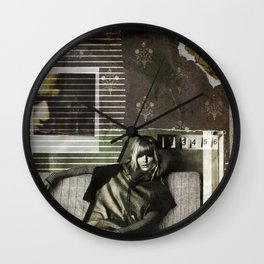 All the Rage Wall Clock