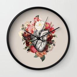 Live, Love, Die Wall Clock