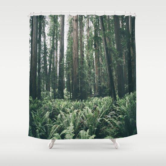 Forest Xxv Shower Curtain By Hannah Kemp Society6