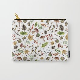 Autumn vibes. Watercolor Carry-All Pouch