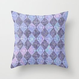 Magic Pattern Throw Pillow