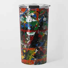 Painted sheet Travel Mug
