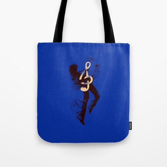Solo (Blue) Tote Bag