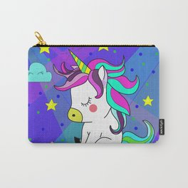 Love Unicorn Carry-All Pouch