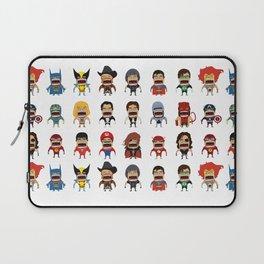 Screaming Heroes Laptop Sleeve