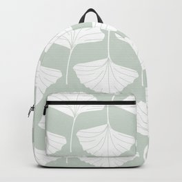 Ginkgo Leaves Pattern Backpack